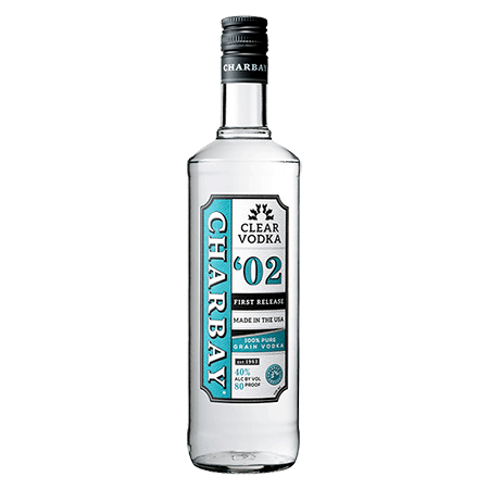 Charbay Vodka '02 First Release