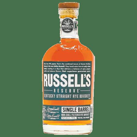 Russles Reserve Single Brl Rye