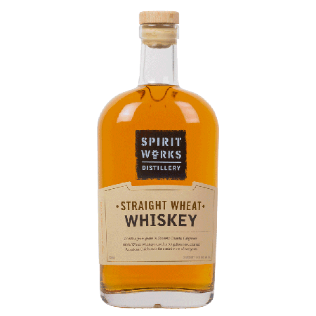 Spirit Works Straight Wheat Whiskey