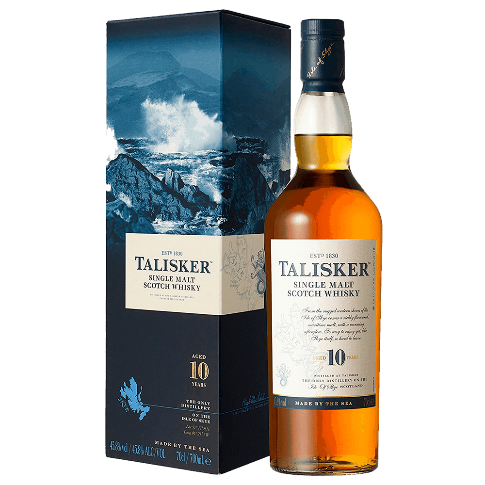 Talisker Single Malt 10yr