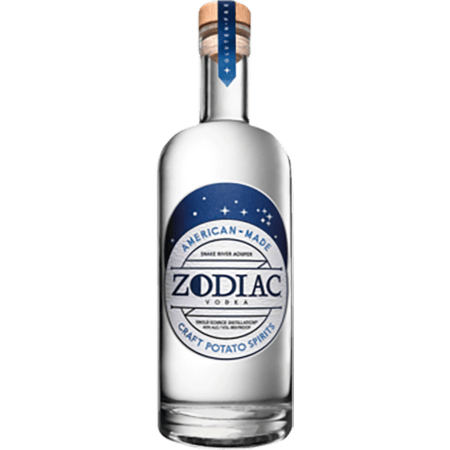 Zodiac Vodka Potato
