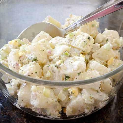 Potato Salad- 1qt
